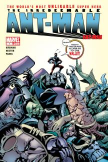 Irredeemable Ant-Man (2006) #1