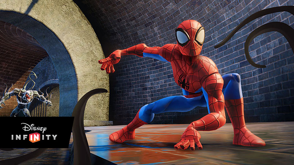 Swing into Disney Infinity with Spider-Man