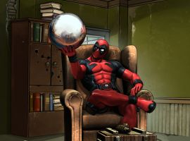 Deadpool in 'X-Men: Battle of the Atom'