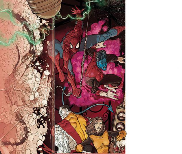 X-MEN/SPIDER-MAN #4