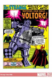 Strange Tales #166 