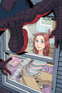 Spider-Man Loves Mary Jane (2005) #4