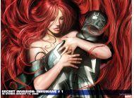 Secret Invasion: Inhumans (2008) #1 Wallpaper
