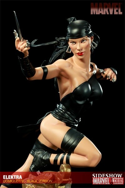 Elektra Comiquette from Sideshow Collectibles