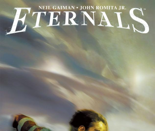 Eternals #3 Cover