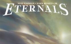 Eternals #3 Cover