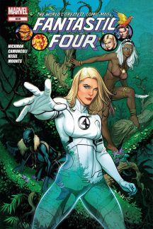 Fantastic Four #608