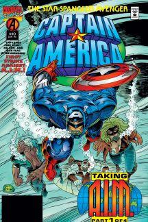 Captain America #440