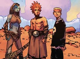 Marvel AR: Avengers Arena POV Characters