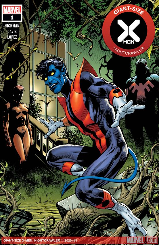 Giant-Size X-Men: Nightcrawler (2020) #1