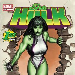 SHE-HULK #1