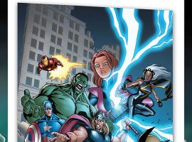MARVEL ADVENTURES THE AVENGERS VOL. 8: THE NEW RECRUITS #0