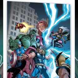 Marvel Adventures the Avengers Vol. 8: The New Recruits (2009 - Present)