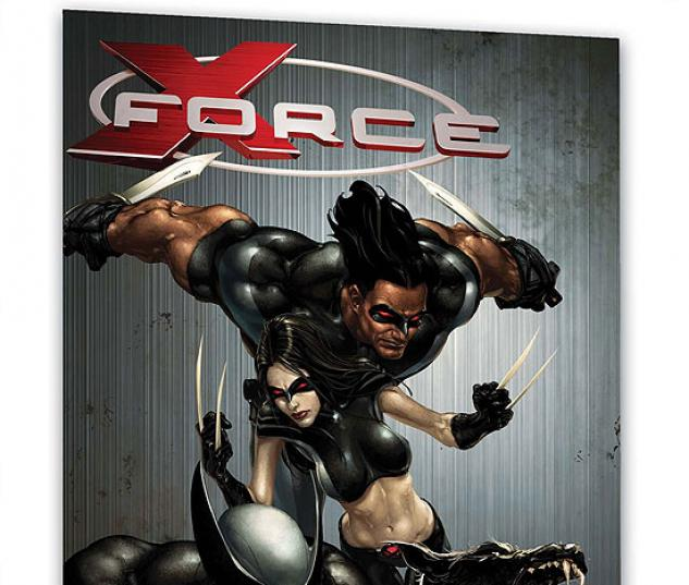 X-FORCE VOL. 1: ANGELS AND DEMONS #0