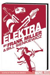 Elektra by Frank Miller Omnibus (Hardcover)