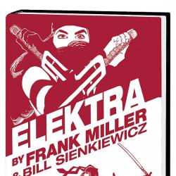 ELEKTRA BY FRANK MILLER OMNIBUS #0
