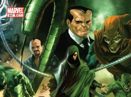 Image Featuring Doctor Octopus, Hammerhead, Juggernaut