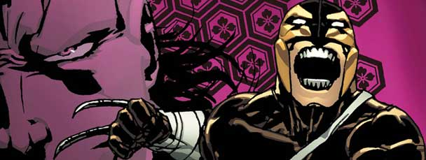 Rob Williams Takes Over Daken: Dark Wolverine