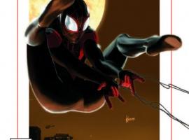 ULTIMATE COMICS SPIDER-MAN 3 2ND PRINTING VARIANT