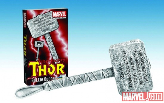Diamond Select Toys - Thor's Hammer Bottle Opener