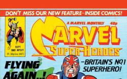 Marvel Super-Heroes (1967) #377 Cover