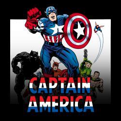 Captain America (1968 - 1996)