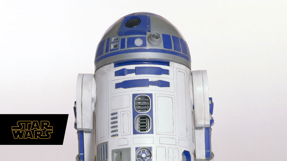 R2-D2 (photo copyright Lucasfilm Ltd. & TM. All Rights Reserved)