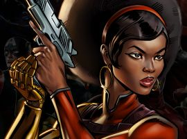 Misty Knight in Marvel: Avengers Alliance