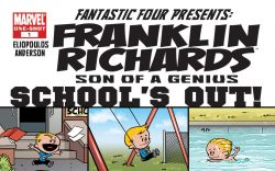 Franklin Richards: Schools Out (2009) #1