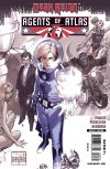 Agents of Atlas (2009) #2 (BACHALO 2ND PRINTING VARIANT)