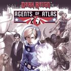 AGENTS OF ATLAS #2 (BACHALO 2ND PRINTING VARIANT)