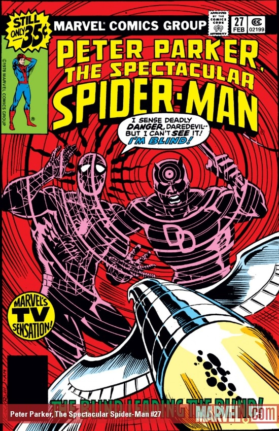 Peter Parker, The Spectacular Spider-Man #27