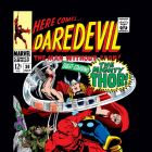 DAREDEVIL #30 COVER