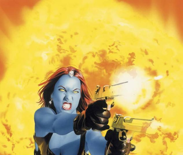 MYSTIQUE (2003) #12 COVER