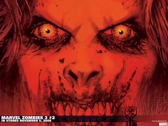 Marvel Zombies 3 (2008) #2 Wallpaper