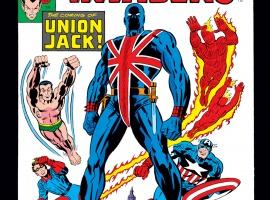 Union Jack bursts onto the scene