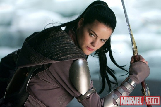 Jaimie Alexander stars as Sif in Thor