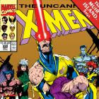 Uncanny X-Men (1963) #280 Cover