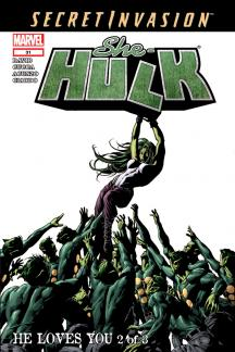 She-Hulk (2005) #31