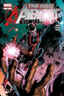 New Avengers (2010) #31