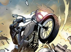 Ride Again with Marvel and Harley-Davidson