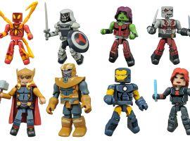 Marvel Minimates by Diamond Select Toys