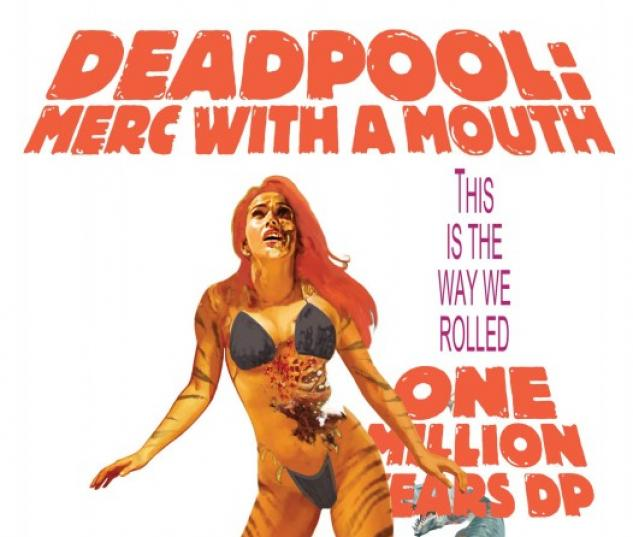 Deadpool: Merc with a Mouth (2009) #8