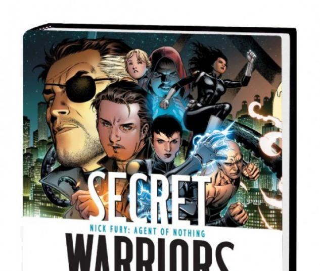 SECRET WARRIORS VOL. 1: NICK FURY, AGENT OF NOTHING PREMIERE HC