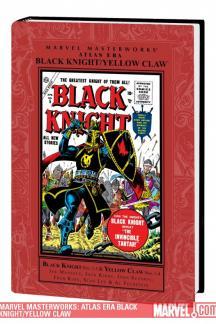 Marvel Masterworks: Atlas Era Black Knight/Yellow Claw Vol.1 (Hardcover)