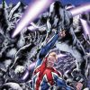 CAPTAIN BRITAIN AND MI13 #8 cover by Bryan Hitch