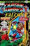 CAPTAIN AMERICA #186 COVER