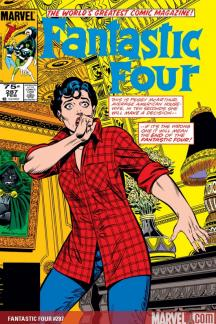 Fantastic Four (1961) #287