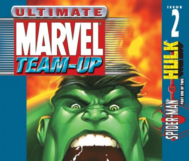 Ultimate Marvel Team-Up #2