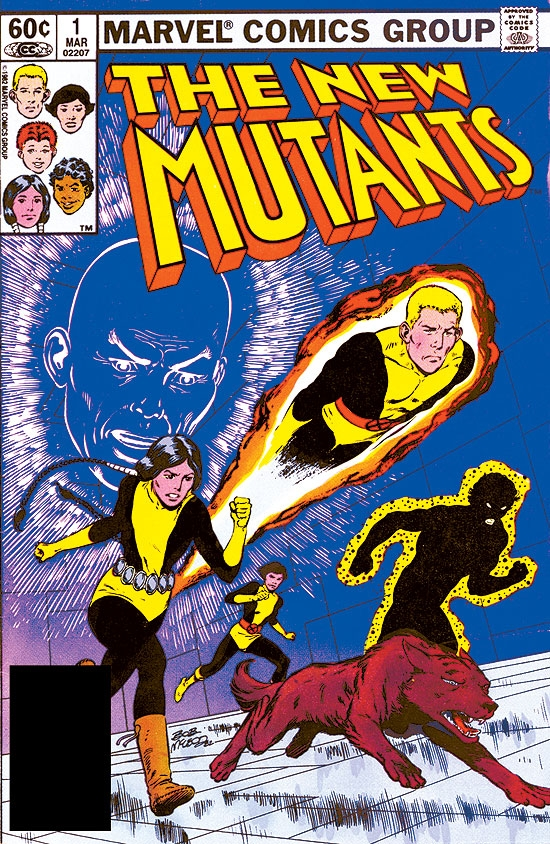 NEW MUTANTS CLASSIC VOL. 1 #0